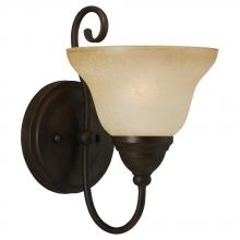 Sea Gull 41105-72 - One Light Bronze Bathroom Sconce