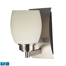 ELK Lighting 17100/1-LED - Northport 1 Light LED Vanity In Satin Nickel And