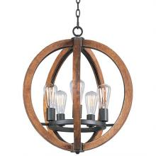 Maxim 20917APAR - Bodega Bay-Single-Tier Chandelier