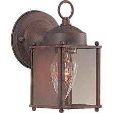 Maxim 6879CLCS - 1-Light Outdoor Wall Mount