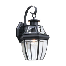 Sea Gull 8067-12 - One Light Outdoor Wall Lantern