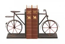 Sterling Industries 51-3857 - Pair Bicycle Bookends