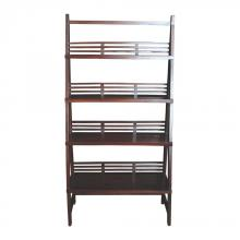 Sterling Industries 6500801 - Solano Shelves In Mahogany Stain Finish