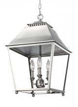 Feiss F3089/3PN - 3 - Light Indoor Pendant