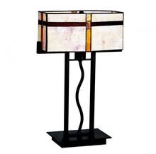Kichler 61008CA - One Light Olde Bronze Table Lamp